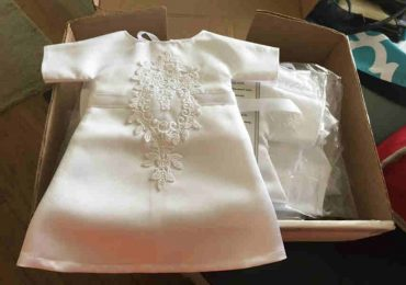 Mom Donates Her Wedding Dress For a Beautiful Cause That Will Make You Cry