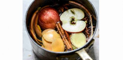 6 DIY Ideas To Make Your House Smell Incredible For Autumn
