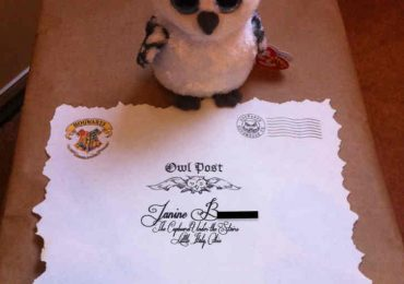 Groom Gives His Harry Potter Fan Bride a Magical and Romantic Gift on Their Wedding Day