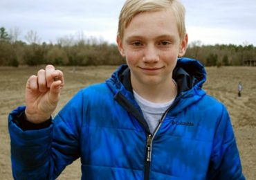 You Won't Believe The Precious Object This Teenage Boy Found In An Outing With His Family