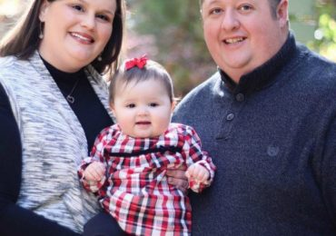 Baby Girl Receives Lifesaving  Heart Transplant After Church Halts Service To Pray For Her