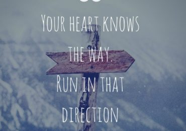 Your Heart Will Always Know The Way