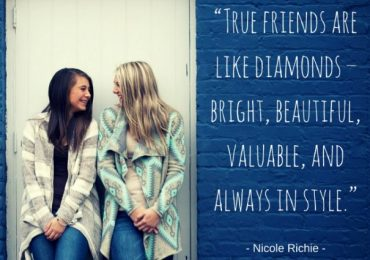 True Friends Shine Bright