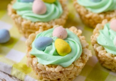 These Cute Rice Krispies Cups Are The Perfect Treat For Easter