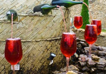 Pack Your Bags! Free Wine Fountain Opens In Italy