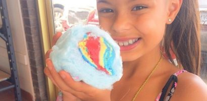 These Cotton Candy Burritos Are What Dreams Are Made Of