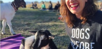 These Yoga Goats Are So Cute You Will Want To Work Out With Them Everyday