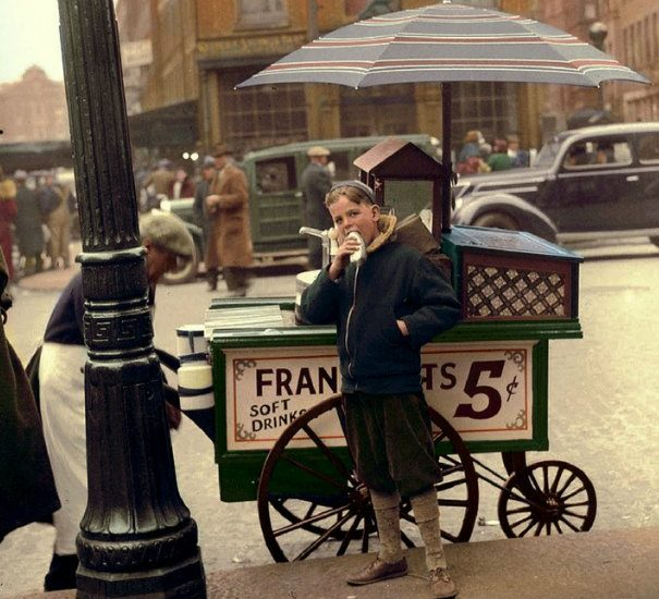 These Colorized Black And White Pictures Will Change The Way You See History